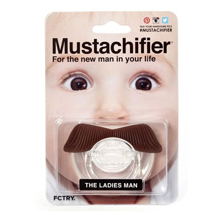 Mustachifier - The Ladies Man